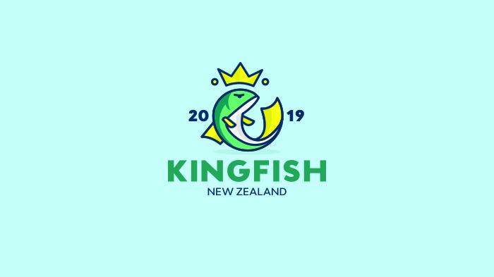 kingfish-logotipas